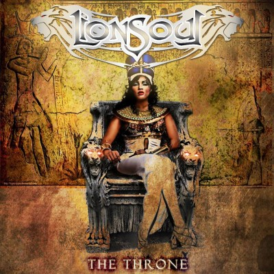 LionSoul - The Throne cover art