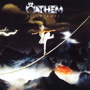 Anthem - Tightroped cover art