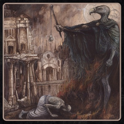 Craven Idol - The Shackles of Mammon cover art