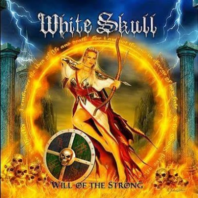 White Skull - Will of the Strong cover art