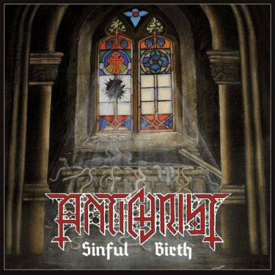 Antichrist - Sinful Birth cover art