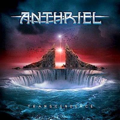 Anthriel - Transcendence cover art