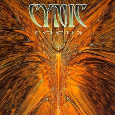 Cynic - Focus cover art