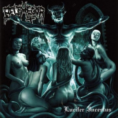 Belphegor - Lucifer Incestus cover art