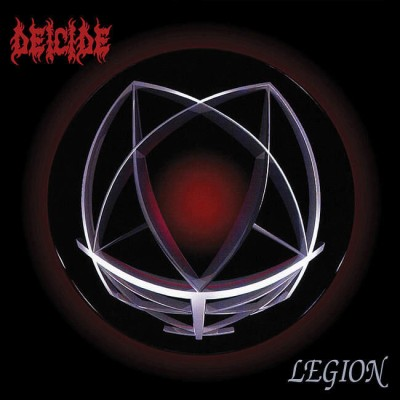 Deicide - Legion cover art
