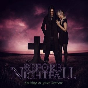 Before Nightfall - Smiling at Your Sorrow cover art