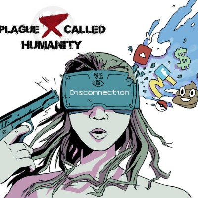 Plague Called Humanity - Disconnection cover art