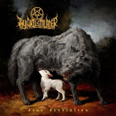 Thy Art Is Murder - Dear Desolation cover art