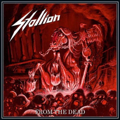 Stallion - From the Dead cover art