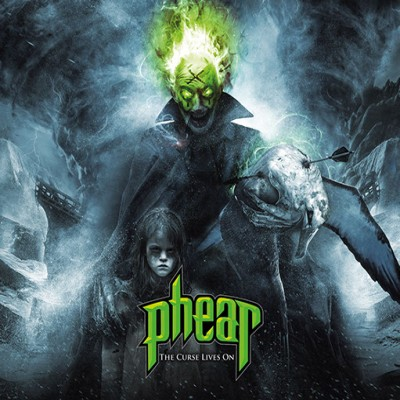 Phear - The Curse Lives On cover art