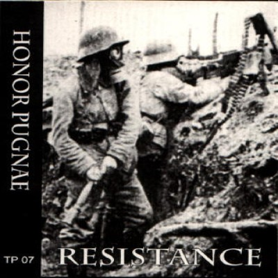 Honor Pugnae - Resistance cover art