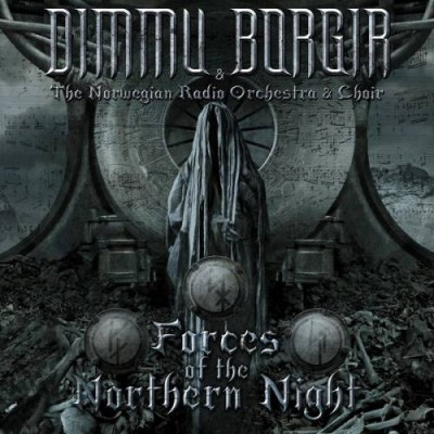 Dimmu Borgir - Forces of the Northern Night cover art