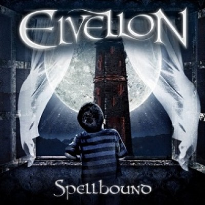 Elvellon - Spellbound cover art