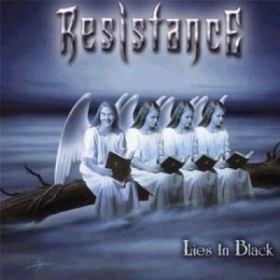Resistance - Lies in Black cover art