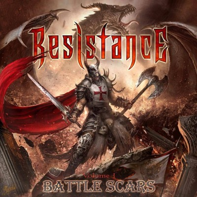 Resistance - Volume I Battle Scars cover art