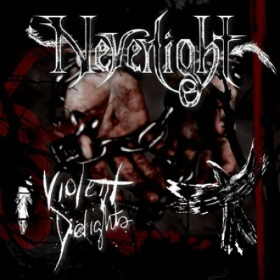 Neverlight - Violent Delights cover art