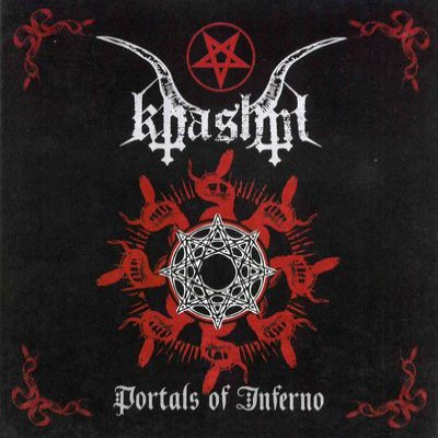 Khashm - Portals of Inferno cover art
