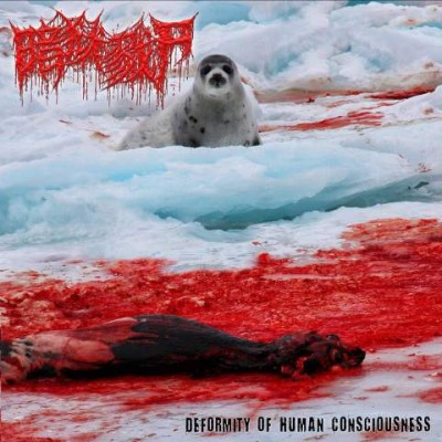 The Dark Prison Massacre - Deformity of Human Consciousness cover art