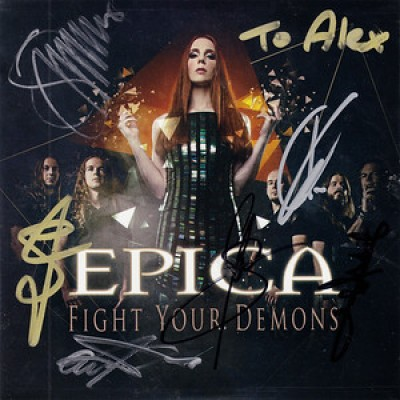 Epica - Fight Your Demons cover art