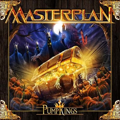 Masterplan - Pumpkings cover art