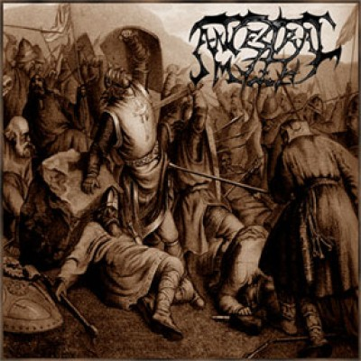 Ancestral Myth - Fight Until Death cover art