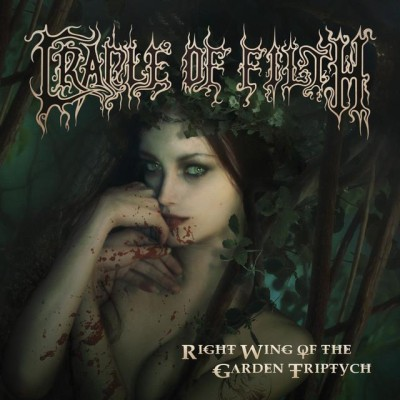 Cradle of Filth - Right Wing of the Garden Triptych cover art