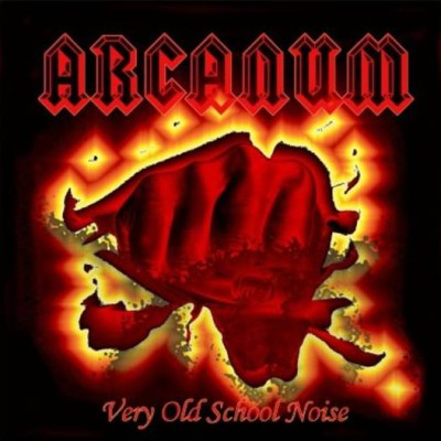 Arcanum - Very Old School Noise cover art