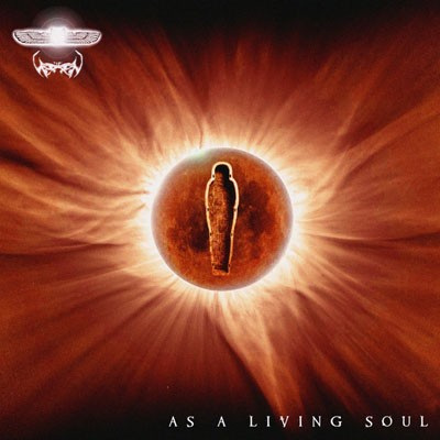 The Horn - As a Living Soul cover art
