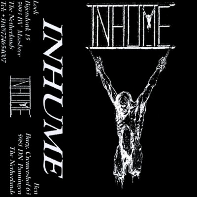 Inhume - Demo 1997 cover art
