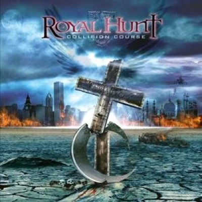 Royal Hunt - Paradox II: Collision Course cover art