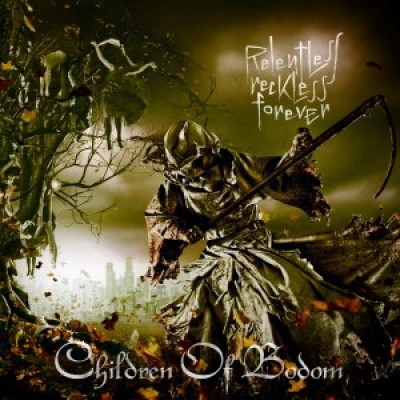 Children of Bodom - Relentless Reckless Forever cover art