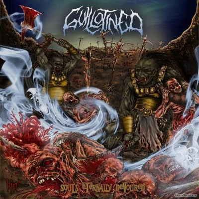Guillotined - Souls Eternally Devoured cover art