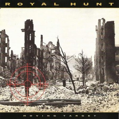 Royal Hunt - Moving Target cover art