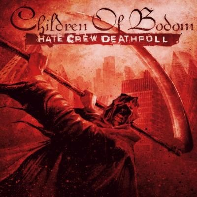 Children Of Bodom - Hate Crew Deathroll cover art