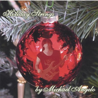 Michael Angelo Batio - Holiday Strings cover art