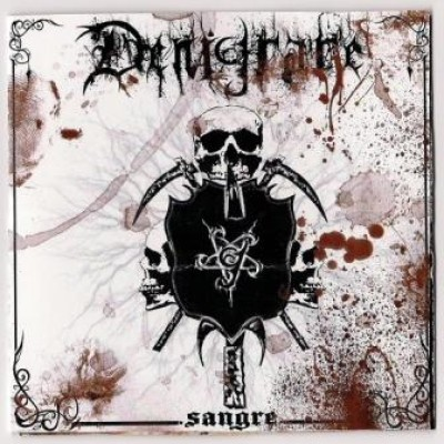 Denigrare - Sangre cover art