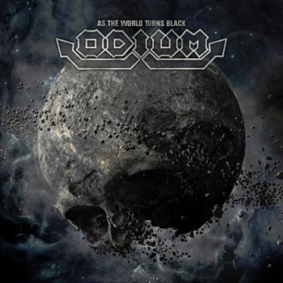 Odium - As the World Turns Black cover art