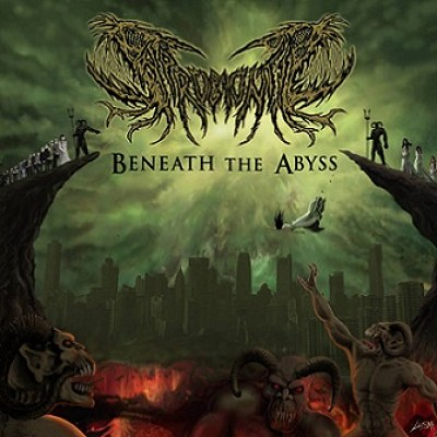 Saprobiontic - Beneath the Abyss cover art