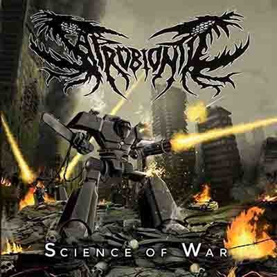 Saprobiontic - Science of War cover art