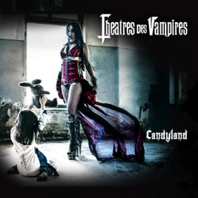Theatres des Vampires - Candyland cover art