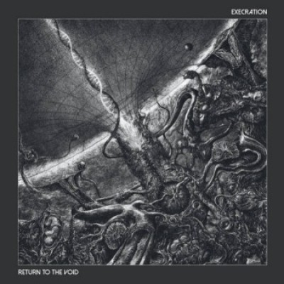 Execration - Return to the Void cover art