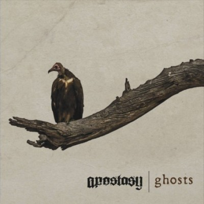 Apostasy - Ghosts cover art
