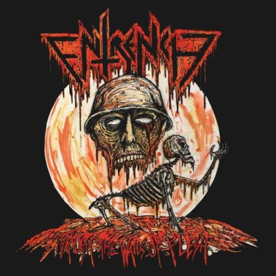 Entrench - Through the Walls of Flesh cover art