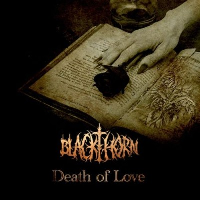 Blackthorn - Death of Love cover art