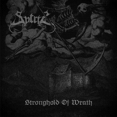 Sytris - Stronghold of Wrath cover art