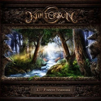 Wintersun - The Forest Seasons cover art