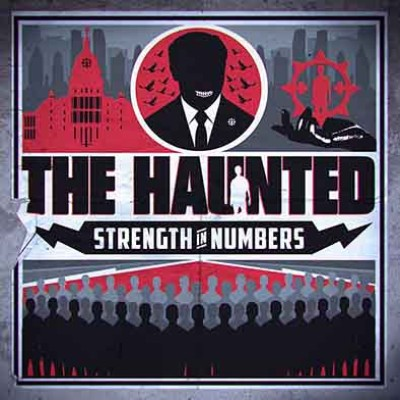 The Haunted - Strength in Numbers cover art