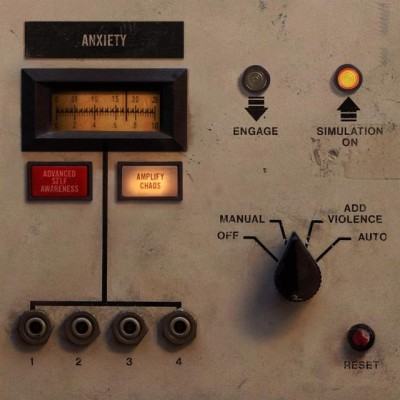 Nine Inch Nails - Add Violence cover art