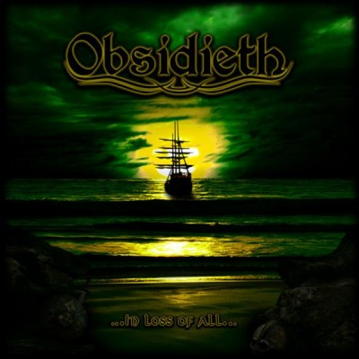 Obsidieth - In Loss of All cover art