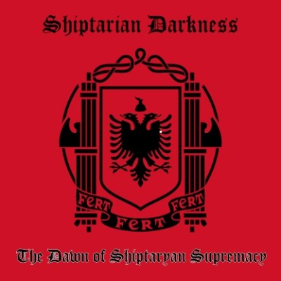 Shiptarian Darkness - The Dawn of Shiptaryan Supremacy cover art
